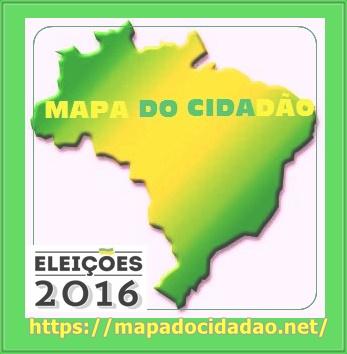 Mapa do Cidadao+Eleições