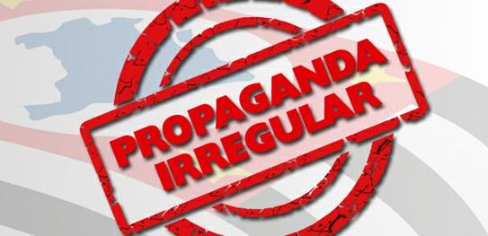 propaganda irregular
